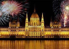 НОВА ГОДИНА - Будапеща